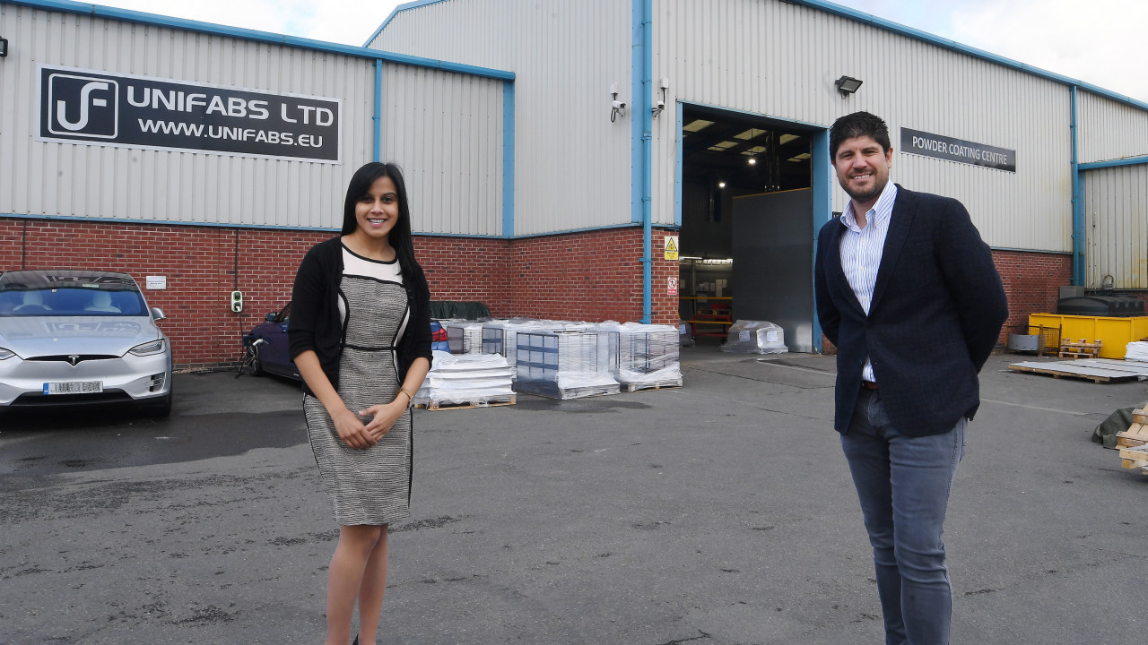 Unifabs expand sheet metal manufacturing facility in £1.4m property deal